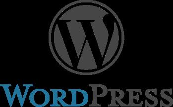 Logo WordPress Webdesign