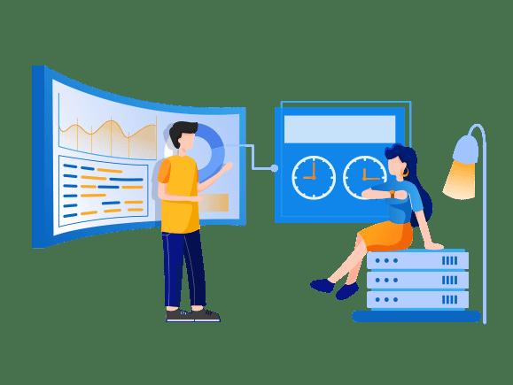 Neuste Webdesign Technik
