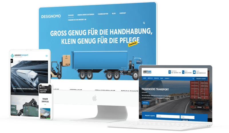 Logistik Website